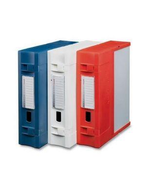 Scatola archivio combi box e600 rosso 29,8x36,2 d.9cm E600RO 8015687021981 E600RO_49396 by Esselte