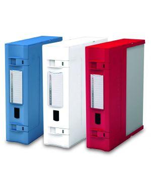 Scatola archivio combi box e600 blu 29,8x36,2 d.9cm E600BN 8015687021974 E600BN_49397 by Esselte