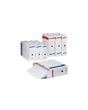 Scatola archivio memory x80 25x35cm dorso 8cm sei rot CONFEZIONE DA 10 673208_49401