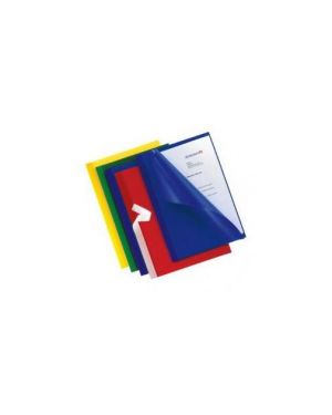 10 cartelline poli 201 rosso 21x29,7 in pp opaco 66230712_49442