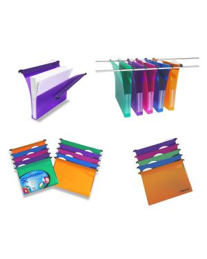 5 cartelle sospese cassetto 33 - u-3cm mfx in ppl colori assort 2101577 5028252179218 2101577_49474