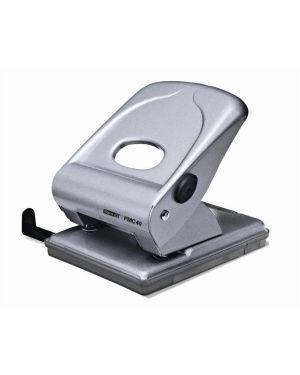Perforatore 2 fori passo 8 fmc40 max 40fg argento rapid 21835602_49721 by Esselte