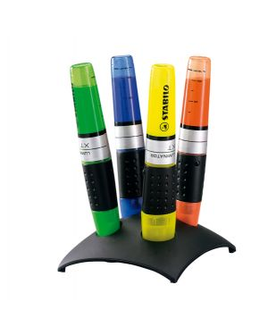 Set 4 evidenziatori stabilo luminator 7104-2 7104/2 4006381176583 7104/2_49931