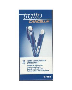 Tratto cancellik blu Tratto 826101 8000825826115 826101_50063 by Tratto