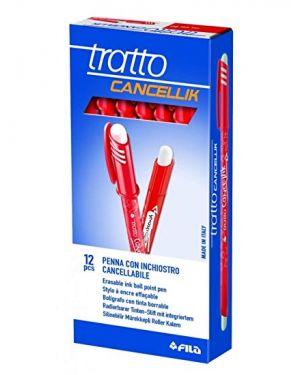Tratto cancellik rosso Tratto 826102 8000825826122 826102_50064 by Tratto