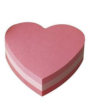 Post-it cubo cuore Post-it 27061 3134375349864 27061_50114 by Esselte