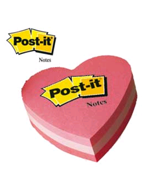 Post-it cubo cuore Post-it 27061 3134375349864 27061_50114 by Post-it