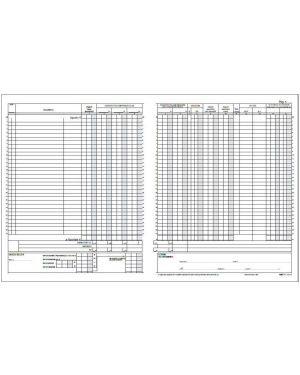 Registro iva corrispettivi 31x24,5 15pag. numerate e2103 E2103 8023328210304 E2103_50236 by Edipro
