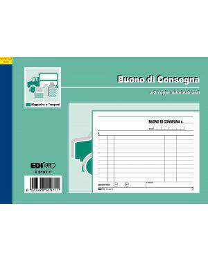 Blocco buoni di consegna 50 - 50 12x17,5cm ric e5197c E5197C 8023328519711 E5197C_50294 by Edipro