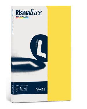 Carta rismaluce small a4 90gr 100fg mix 5 colori favini A69X104 8007057615012 A69X104_50573 by Esselte