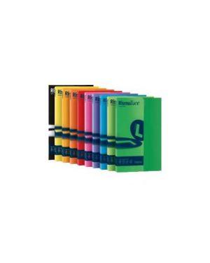 Carta rismaluce small a4 200gr 50fg nero 63 favini A69A544_50583