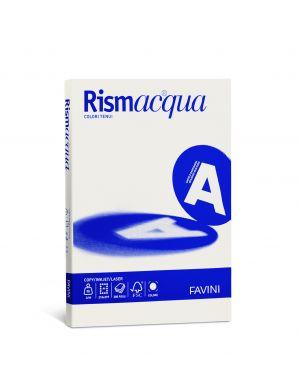 Carta rismacqua small a4 90gr 100fg avorio 110 favini A69Q144 8007057615388 A69Q144_50593 by Esselte