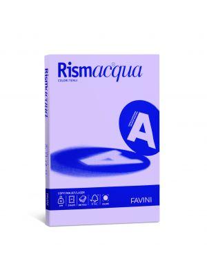 Carta rismacqua small a4 200gr 50fg lilla 06 favini A699544_50598