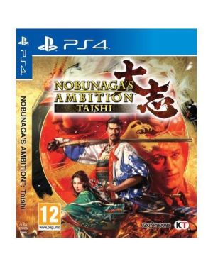 PS4 NOBUNAGA S AMBITION: TAISHI 1027599