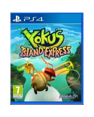 Ps4 yoku s island express Koch Media 1027652 5056208800039 1027652