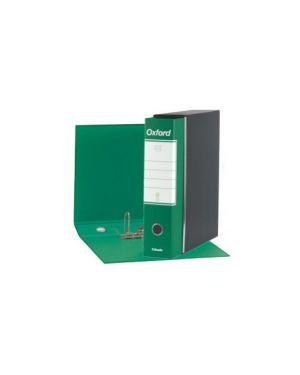 Registratore oxford g85 verde dorso 8cm f.To protocollo Confezione da 6 pezzi 390785180_50925 by Esselte