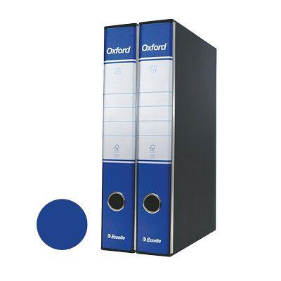 Registratore oxford commerciale dorso 5 blu ESSELTE 390782050 8004157742051 390782050_50929 by Esselte