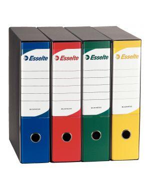 Registratore business g95 giallo dorso 8cm f.to protocollo esselte CONFEZIONE DA 6 390795090_50947 by Esselte