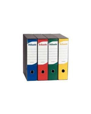 Registratore business g95 giallo dorso 8cm f.To protocollo Confezione da 6 pezzi 390795090_50947 by Esselte