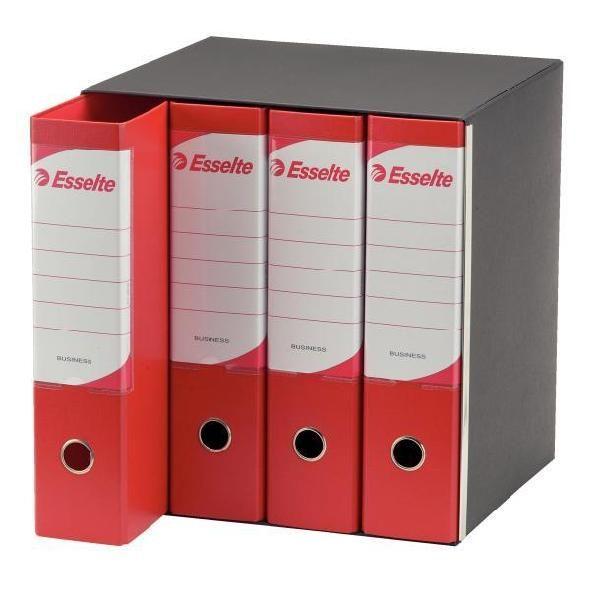 Registrat business ds8 giallo Esselte 390795090  390795090_50947 by Esselte