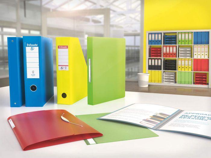 Registratore eurofile g54 giallo dorso 5cm f.to protocollo esselte 390754090 8004157734094 390754090_50959 by Esselte