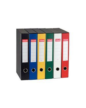 Registratore eurofile g54 rosso dorso 5cm f.to protocollo esselte 390754160 8004157734162 390754160_50961 by Esselte