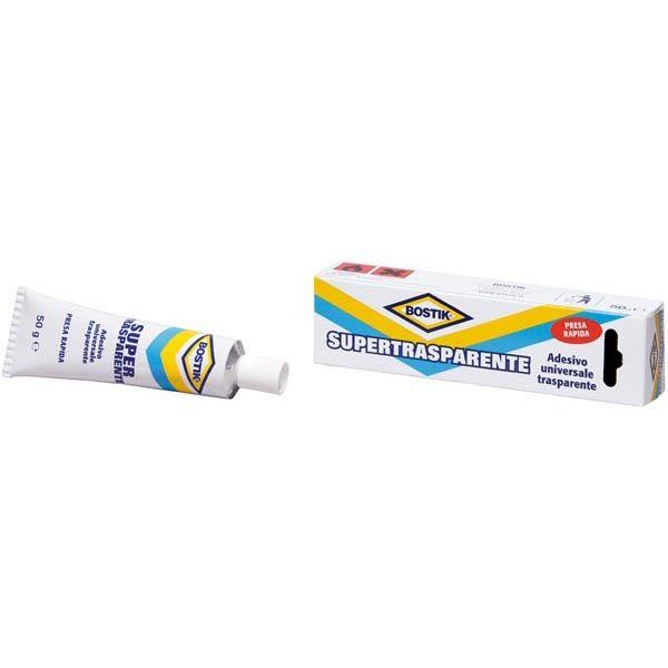 Adesivo universale super trasparente 50gr bostik D2371 8000053134150 D2371_50994 by Esselte