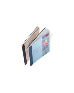Scatola 10 copertine impressbind 10,5mm blu flessibile 74140035_51059 by Leitz