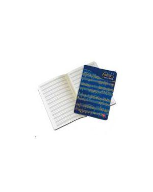 Maxiquaderno musica 21x29,7cm 32fg 100gr 12 pentagrammi Confezione da 10 pezzi 0408197IN_51332 by Pigna