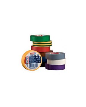 Nastro adesivo pvc 66mtx50mm rosso 4204 tesa Confezione da 6 pezzi 04204-00053-00_51412 by Tesa