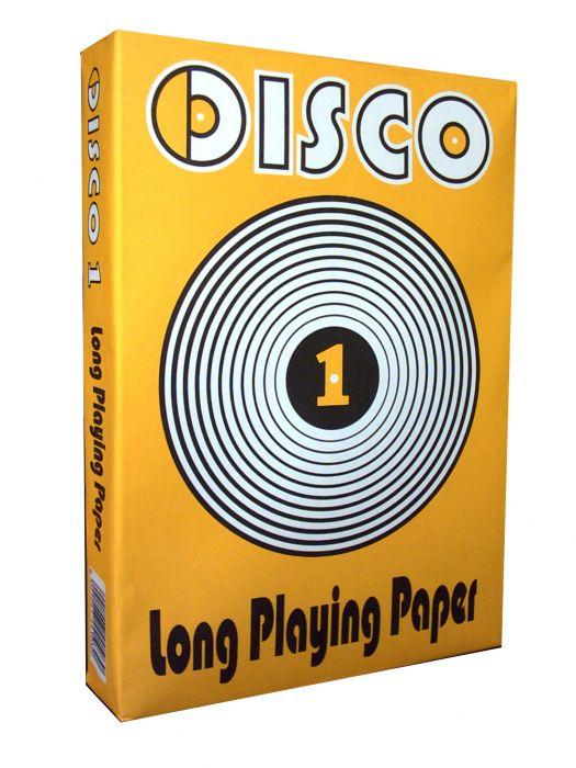 Carta fotocopie disco 1 210x297mm 80gr 500fg DISCO1 8021047426013 DISCO1_51470 by Esselte