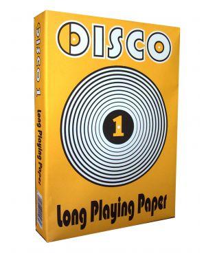 Carta fotocopie disco 1 210x297mm 80gr 500fg DISCO1 8021047426013 DISCO1_51470 by Burgo