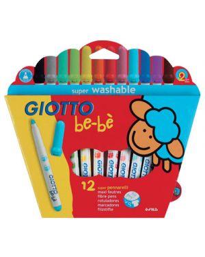 Pennarelli giotto bebe' 12 GIOTTO 466700 8000825460609 466700_51481 by Giotto