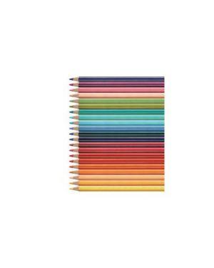 Pastello supermina monocolore arancione 11 Confezione da 12 pezzi 239011_51676 by Esselte