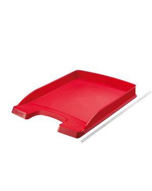 Portacorrisp plus slim rosso Leitz 52370025 4002432374830 52370025_53608 by Leitz