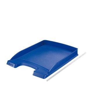 Portacorrisp plus slim blu Leitz 52370035 4002432374847 52370035_53609 by Leitz