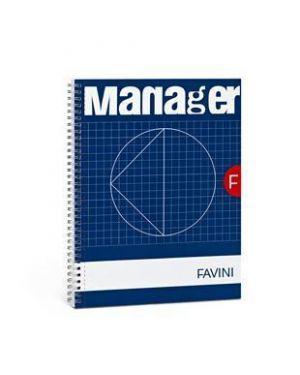Blocchi spiral manager a4 Cartotecnica Favini A293814 8007057493627 A293814_53818 by No