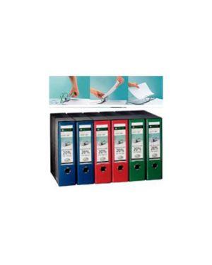 Registratore leitz 180°g63 blu dorso 8cm f.To commerciale 390763050_53899