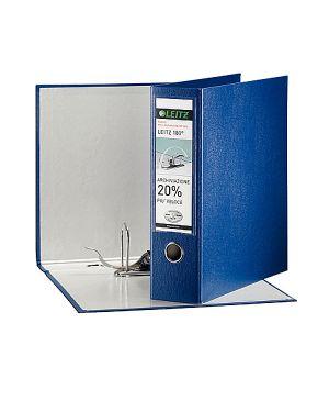 Registratore leitz 180° g63 blu dorso 8cm f.to commerciale leitz 390763050_53899