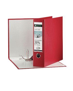Registratore leitz 180° g63 rosso dorso 8cm f.to commerciale leitz 390763160 8004157763162 390763160_53900