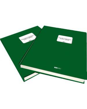 Registro corrispondenza arrivo partenza 500pag. 31x24,5 e2815 E2815_54957 by Esselte