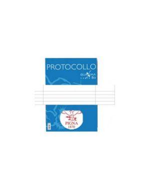 Protocollo a4 uso bollo 30fg 80gr pigna 0215622UB_55181 by Pigna