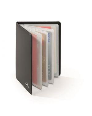 Libretto porta carte credito rfi Durable 2309-58 4005546981963 2309-58