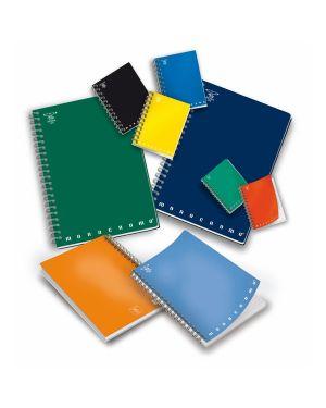 quaderno maxi sp fori a4 5mm Pigna 02155555M 8005235434202 02155555M_55292 by Pigna