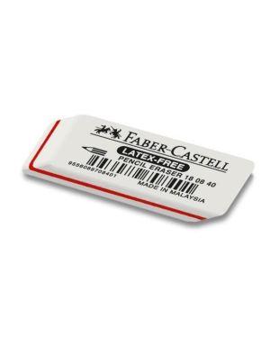 Gomma 7008-40 bianca x matita Faber Castell 180840 9556089708418 180840