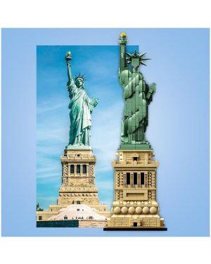 Statua della libert Lego 21042 5702016111859 21042 by Lego