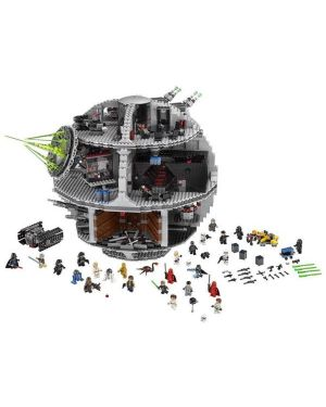DEATH STAR 75159 by Lego