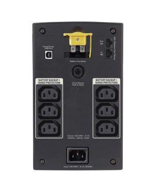 Apc back-ups 1400va 230v APC - SURGE AND BACK UPS BX1400UI 731304315957 BX1400UI
