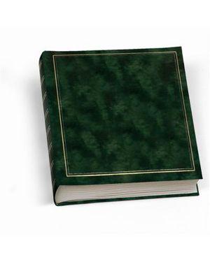 Album foto 30x33cm 50fg in cartoncino c - velina copertina vinile verde lebez 0378-V 8007509017272 0378-V_55639