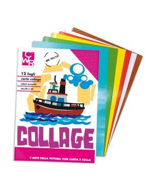 Album carta rasata 12ff CWR 701/12 8004957008005 701/12_56398 by Esselte
